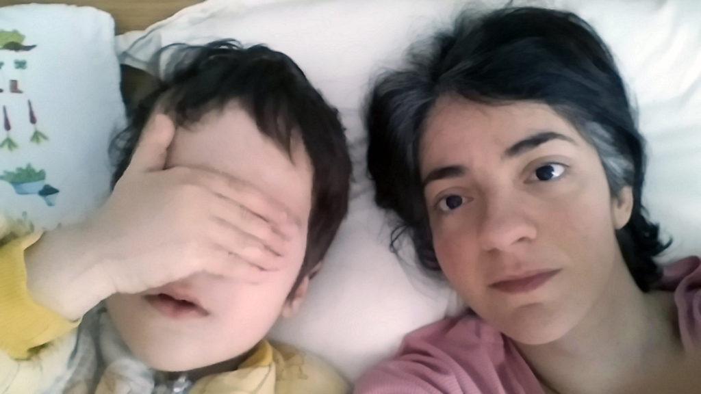10 μήνες Μαμά προς Μαμά και ένα μεγάλο νέο